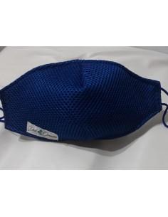 Mascarilla 3D Azulona